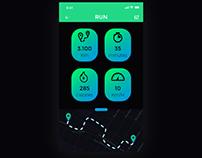 Daily UI #18 — Analistics Chart Daily UI #20 — Tracker