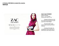 ZAC POSEN 2014-2015