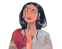İndian girl 2