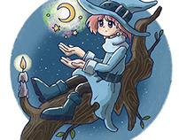 wizard boy illustrations.