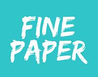 Fine Paper Magazine
