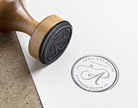 """Logo """"Adamczyk Fotogrfaia"""""""