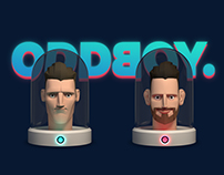 Oddboy Heads