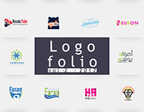 "logo folio "" Vol 2 "" - 2017"