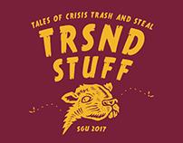 TRSND / t-shirt design