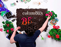 Columbus Monthly Flower Type and Video