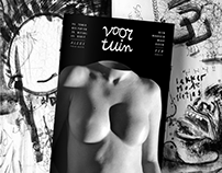 Voortuin #5 — Self-published independent magazine