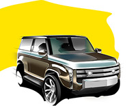 Land Rover TREKKING
