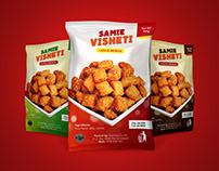 SAMIE VISHETI PRODUCT PACKAGING