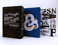 Unconventional Cereal Boxes