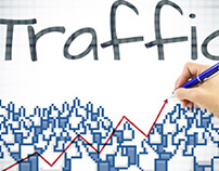 How to Generate Website Traffic using Graphic Design