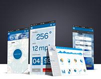 Sailing App - Mobile & Web