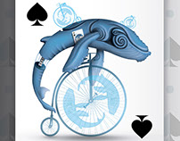 WhaloBike / Four of Spades