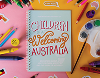 Children of a Welcoming Australia | Work Book