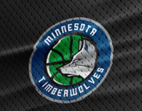 Minnesota Timberwolves Redesign
