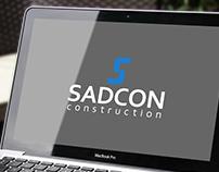 Sadcon Construction Brand Identity