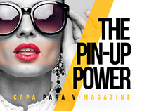 V MAGAZINE - The Pin-up Power