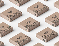 Earth & Bees Box Packaging Design