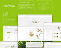 Agro7trade | UI design | Agriculture