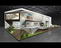 White Bay design proposal at Cityscape Egypt 2017