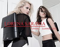 LORENA SARAVIA Spring - Summer 2016 Ad Campaign