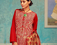 Winter Collection 2017 by khaadi