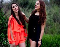 Leslie y Fernanda