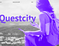 Questcity Website Concept