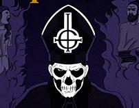 Ghost Fanmade Album - In Nomine Patris