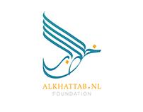 Logo design | ALKHATTAB foundation