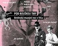 Brněnská muzejní noc v galerii TIC