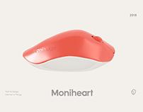 Moniheart - IoT SCA Smart Mouse