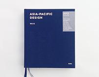 入选第12届《APD亚太设计年鉴》