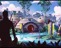 Habitat : The Native Elves