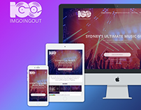 IMGOINGOUT - Redesign & Branding