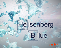 Heisenberg Blue Wallpaper