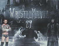 WrestleMania 29 ~ designs!