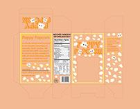POPCORN BOX DESIGN