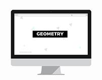 Geometric Keynote Template