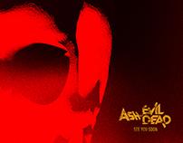Ash vs Evil Dead Concepts
