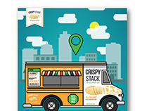 Crispy Stack The Traveling Chip Truck