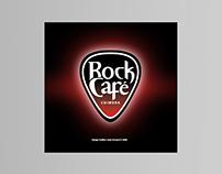 ROCK CAFÉ / Corporative Identity