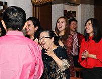 Family Gathering - Tjendana Bistro, Bdg, INA