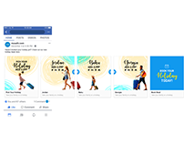 Digital Campaign - Musafir.com