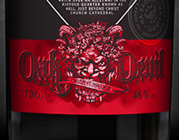 Oak Devil - Irish Whiskey