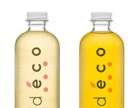 deco branding.