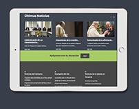 Website - Conferencia Episcopal Panameña