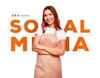 Social Media - Restaurante - Junho 2021