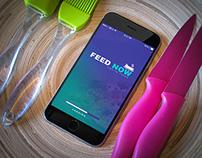 Feed Now APP Design