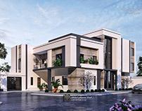 Elegant Modern Villa in KSA